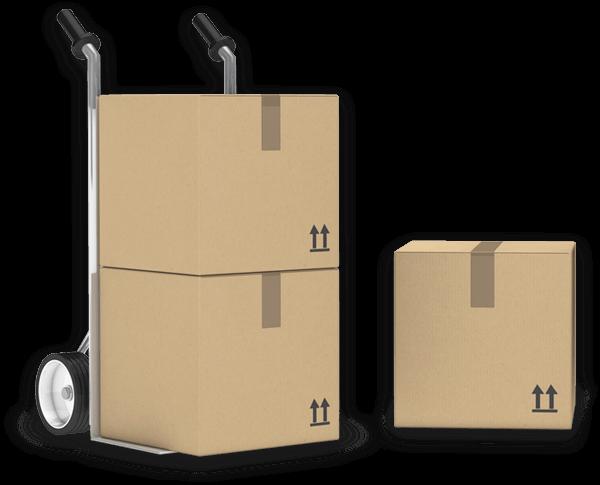 cajas dropshipping almacenaje